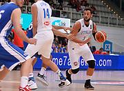DESCRIZIONE : Trento Nazionale Italia Uomini Trentino Basket Cup Italia Repubblica Ceca Italy Czech Republic<br /> GIOCATORE : Marco Stefano Belinelli<br /> CATEGORIA : palleggio penetrazione blocco<br /> SQUADRA : Italia Italy<br /> EVENTO : Trentino Basket Cup<br /> GARA : Trentino Basket Cup Italia Repubblica Ceca Italy Czech Republic<br /> DATA : 17/06/2016<br /> SPORT : Pallacanestro<br /> AUTORE : Agenzia Ciamillo-Castoria/R.Morgano<br /> Galleria : FIP Nazionali 2016<br /> Fotonotizia : Trento Nazionale Italia Uomini Trentino Basket Cup Italia Repubblica Ceca Italy Czech Republic