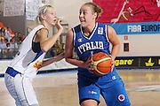 DESCRIZIONE : Ortona Italy Italia Eurobasket Women 2007 Serbia Italia Serbia Italy <br /> GIOCATORE : Kathrin Ress <br /> SQUADRA : Nazionale Italia Donne Femminile EVENTO : Eurobasket Women 2007 Campionati Europei Donne 2007 <br /> GARA : Serbia Italia Serbia Italy <br /> DATA : 01/10/2007 <br /> CATEGORIA : Penetrazione <br /> SPORT : Pallacanestro <br /> AUTORE : Agenzia Ciamillo-Castoria/S.Silvestri Galleria : Eurobasket Women 2007 <br /> Fotonotizia : Ortona Italy Italia Eurobasket Women 2007 Serbia Italia Serbia Italy <br /> Predefinita :