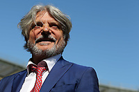 Massimo Ferrero presidente della Sampdoria - Torino-Sampdoria - Serie A 4a giornata