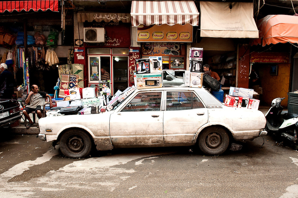 Sabra, Beirut, Lebanon April 27, 2011