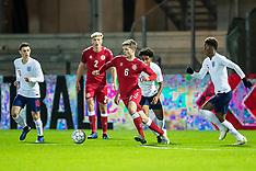 20.11.2018 DBU U21, Danmark - England 1:5