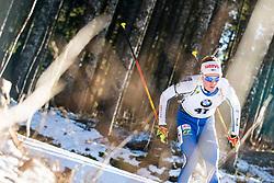 Tero Seppala (FINLAND) during the Men 20 km Individual Competition at day 1 of IBU Biathlon World Cup 2019/20 Pokljuka, on January 23, 2020 in Rudno polje, Pokljuka, Pokljuka, Slovenia. Photo by Peter Podobnik / Sportida