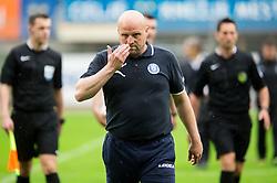 Robert Pevnik, head coach of NK Celje during football match between NK Celje and NK Olimpija Ljubljana in 34th Round of Prva liga Telekom Slovenije 2015/16, on May 11, 2016, in Arena Petrol, Celje, Slovenia. Photo by Vid Ponikvar / Sportida