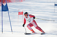 Gunstock Ski Club's Tecnica Cup alpine ski race January 26, 2013.    Karen Bobotas Photographer