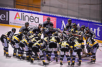 Groupe Rouen  - 06.01.2015 - Hockey sur glace - Rouen / Briancon - 1/2Finale Coupe de France-<br /> Photo : Dave Winter / Icon Sport