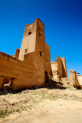 Glaoui Kasbah left to ruin in Taliwine territory Morocco!<br /> <br /> (c) Andrew Wilson | Edinburgh Elite media
