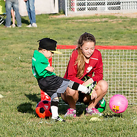 04-12-18 GF Youth Soccer Camp w/Arkansas Razorbacks