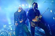 Joey Tempest/John Norum/Europe performing at the O2 Academy Bournemouth, UK on February 22, 2011
