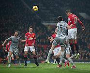 Manchester United v Burnley 110215
