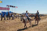Fort Belknap Indian Reservation, Milk River Memorial Horse Races, Womens Two Mile Race, winner, Belinda Horn, Assiniboine .