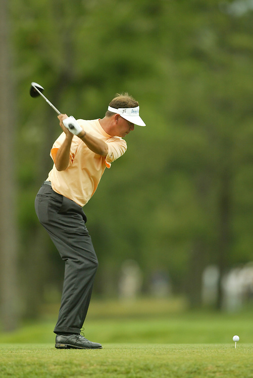 John Riegger..2004 Shell Houston Open.Redstone GC.Humble, TX.April 20-23 2004..photograph by Darren Carroll