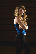 2017 Wendy's High School Heisman Finalist Audry Ernst - St. Charles North High School Cross Country by Chicago Sports Photographer Chris W. Pestel