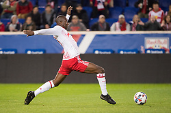 October 30, 2017 - Harrison, New Jersey, USA - HARRISON, NJ - Monday October 30, 2017: The New York Red Bulls take on Toronto FC at home at Red Bull Arena during the Audi 2017 MLS Cup Playoffs Eastern Conference Semi-Final. (Credit Image: © Mike Lawrence/ISIPhotos via ZUMA Wire)