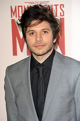 Dimitri Leonidas attends the UK Premiere of 'The Monuments Men' at Odeon Leicester Square , United Kingdom. Tuesday, 11th February 2014. Picture by Chris Joseph / i-Images