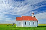 St. Columba Anglican Church<br /> Eyebrow<br /> Saskatchewan<br /> Canada