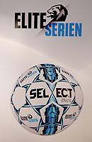 Fotball , 27. september 2017 , Eliteserien og Toppserien har fått felles ligaball , <br /> illustrasjon
