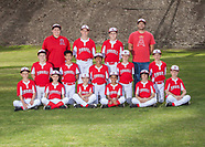 Lake Forest Little League Team Pictures 2017