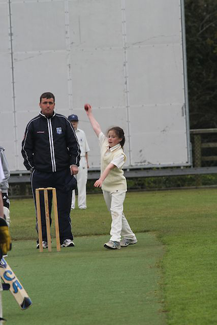 North county Cricket Club - Balrothery Ns v Educate Together Cricket match