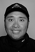 Chiu Hiko, 29, of Taiwan is an umpire in the CPBL