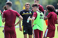 Norwich Pre-Season Training 180717
