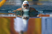 Fanny Deberghes (FRA) competes on Women's 100 m Breaststroke during the French Open 2018, at Aquatic Center Odyssée in Chartres, France on July 7th to 8th, 2018 - Photo Stephane Kempinaire / KMSP / ProSportsImages / DPPI