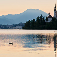 Bled and Bohinj