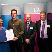 Images from the 2014 GTSC Probabtion Event Pictured are Jackie Brock (Chief Executive of Children First), James Curtis (Moray),,Ken Muir (Chief Executive GTCS) and Derek Thompson (Convener GTCS). Thursday 12th June 2014.