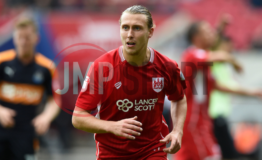 Luke Freeman of Bristol City  - Mandatory by-line: Joe Meredith/JMP - 20/08/2016 - FOOTBALL - Ashton Gate - Bristol, England - Bristol City v Newcastle United - Sky Bet Championship