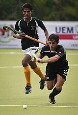 Malaysia-Hockey, Junior Black Sticks v Pakistan