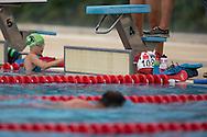 Super Camp Swim Squad, August 23, 2014 - TRIATHLON : Thanyapura Feature, Thanyapura, , Phuket, Thailand.