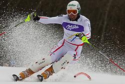 19.02.2011, Gudiberg, Garmisch Partenkirchen, GER, FIS Alpin Ski WM 2011, GAP, Herren, Slalom, im Bild Manfred Pranger (AUT) // Manfred Pranger (AUT) during Men's Slalom Fis Alpine Ski World Championships in Garmisch Partenkirchen, Germany on 20/2/2011. EXPA Pictures © 2011, PhotoCredit: EXPA/ M. Gunn