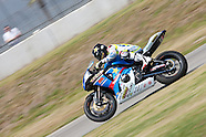 Tommy Hayden - Fontana - Round 2 - AMA Pro Road Racing - 2010