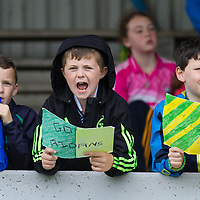 Support for St Aidans, Shannon Hurling team