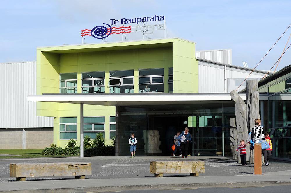 Te Rauparaha Arena, Porirua, Wellington, New Zealand, Thursday, July 18, 2013. Credit:SNPA / Ross Setford