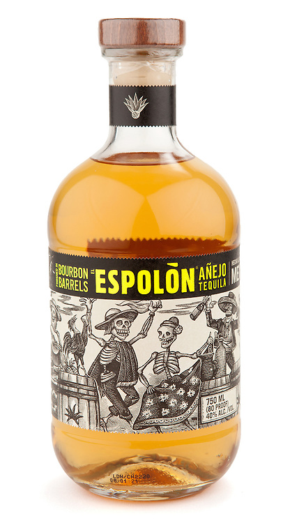 Espolon Añejo Tequila -- Image originally appeared in the Tequila Matchmaker: http://tequilamatchmaker.com