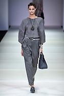 Giorgio Armani<br /> Milan Fashion Week Spring Summer 2015 September 2014