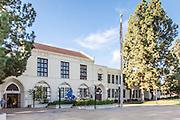 John Muir High School in Northwest Pasadena California