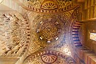 Egypt . Cairo : Mosque SULTAN HASSAN islamic Cairo  +