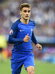 Antoine Griezmann of France  - Mandatory by-line: Joe Meredith/JMP - 10/07/2016 - FOOTBALL - Stade de France - Saint-Denis, France - Portugal v France - UEFA European Championship Final
