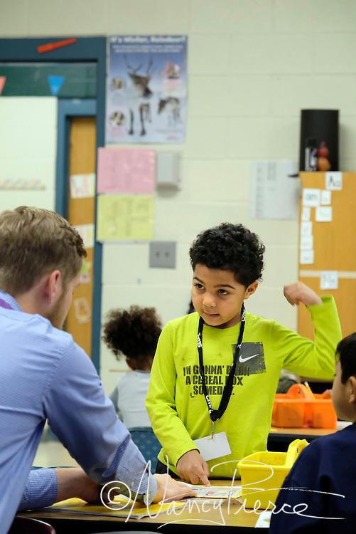 Mr Dussek  Kindergarten (literacy)