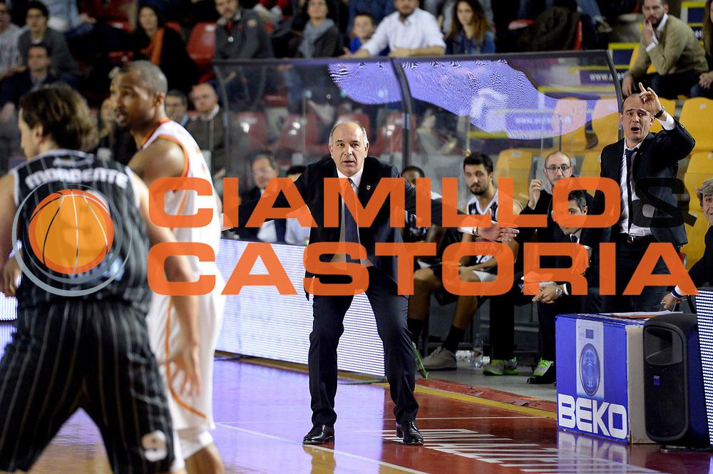 DESCRIZIONE : Roma Lega serie A 2013/14 Acea Virtus Roma Pasta Reggia Caserta<br /> GIOCATORE : Emanuele Molin<br /> CATEGORIA : Schema Delusione<br /> SQUADRA : Pasta Reggia Caserta<br /> EVENTO : Campionato Lega Serie A 2013-2014<br /> GARA : Acea Virtus Roma Pasta Reggia Caserta<br /> DATA : 23/02/2014<br /> SPORT : Pallacanestro<br /> AUTORE : Agenzia Ciamillo-Castoria/GiulioCiamillo<br /> Galleria : Lega Seria A 2013-2014<br /> Fotonotizia : Roma Lega serie A 2013/14 Acea Virtus Roma Pasta Reggia Caserta<br /> Predefinita :