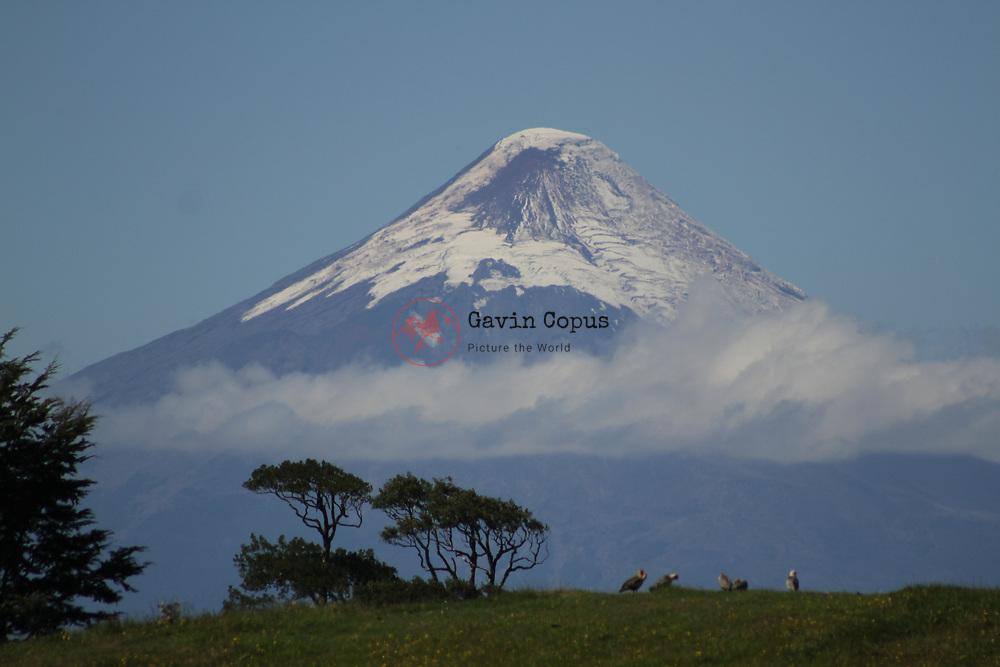 Volcano, Osorno, Chile, Patagonia, Puerto Varas