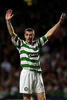 Photo: Jed Wee.<br /> Glasgow Celtic v FC Copenhagen. UEFA Champions League, Group F. 26/09/2006.<br /> <br /> Celtic's Stephen McManus.