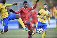 AFC Tubize v Royale Union Saint-Gilloise - 25 February 2018