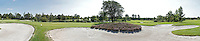 MOLENSCHOT - Rood en Geel 9, panorama.  Golfclub Princenbosch. Copyright Koen Suyk