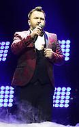 Danny Tetley Xfactor live Birmingham