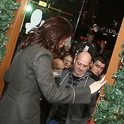 3FM Serious Request 2012 in Enschede van start! Carice van Houten verlaat het glazen huis