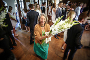 SHOT 6/2/16 9:12:56 AM - Colorado Academy Class of 2016 Commencement ceremonies at the Denver, Co. private school. The school graduated 88 seniors this year and the event capped a week filled with awards, tributes, and celebrations for the outgoing senior class. (Photo by Marc Piscotty / © 2016)