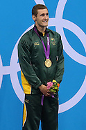 Olympics - Cameron van der Burgh New World Record and Olympic Gold