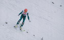 10.03.2020, Lysgards Schanze, Lillehammer, NOR, FIS Weltcup Skisprung, Raw Air, Lillehammer, Herren, im Bild Stefan Huber (AUT) // Stefan Huber of Austria during men's 2nd Stage of the Raw Air Series of FIS Ski Jumping World Cup at the Lysgards Schanze in Lillehammer, Norway on 2020/03/10. EXPA Pictures © 2020, PhotoCredit: EXPA/ JFK